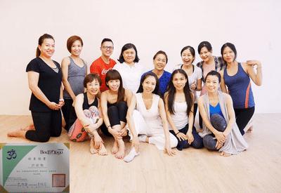 孕婦瑜珈師資培訓