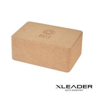 【Leader-X】cork-yoga-block