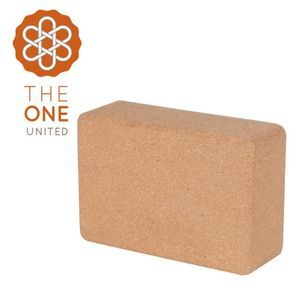 【The-One】cork-yoga-block