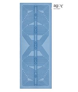 agoy 勇士瑜珈鋪巾