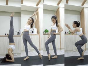 Front2line瑜珈褲推薦