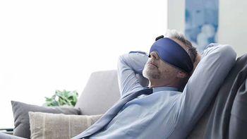 冥想舒壓助眠智能眼罩